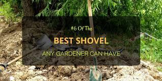 Shoo Rainforest Shop 6 of the best shovel any gardener can