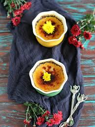 pumpkin pie creme brulee sweet and savory meals