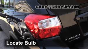 Tail Light Out Tail Light Change 2013 2016 Subaru Xv Crosstrek 2014 Subaru Xv