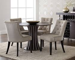 aziz round dining table espresso tables at hom
