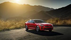 2018 kia stinger photo gallery autoblog