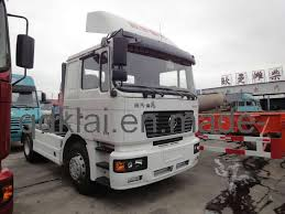 tractor truck qingdao seize the future automobile sales co ltd