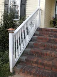 front porch stairs hand rail front porch stair railings porch