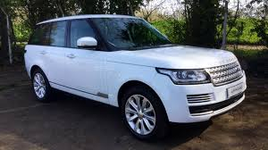 land rover supercharged white used range rover for sale in chester hunters land rover