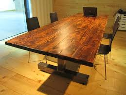 dark wood conference table outstanding brilliant reclaimed wood conference table dining tables