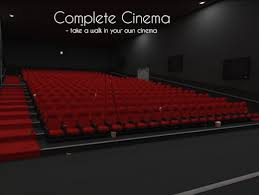 cinema siege cinema asset store