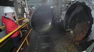 Minyak Cpo pabrik minyak goreng di bontang mu serap 5000 tenaga kerja