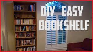 Diy Modern Bookcase Excellent Diy Book Shelf 138 Diy Bookshelf Speakers How To Make A