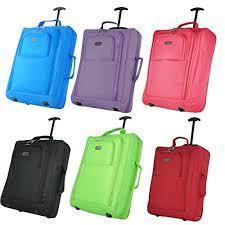 lightest cabin bag lightweight small wheeled luggage trolley cabin flight bag