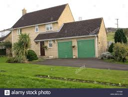 large detached house with double garage in bradstone cotswolds uk
