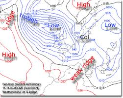 iso map weather facts isobars on surface maps weatheronline co uk