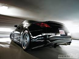 nissan 350z custom 2004 silverstone nissan 350z and 2003 super black nissan 350z