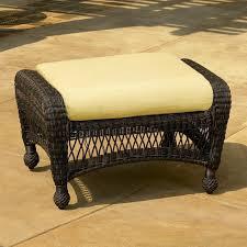 Cushion Ottoman Charleston Port Royal Ottoman Cushion