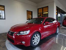 certified pre owned lexus gs 350 certified pre owned 2014 lexus gs 350 4dr sdn rwd 4dr car in