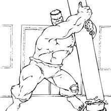 incredible hulk coloring pages electrifying hulk coloring pages hellokids com