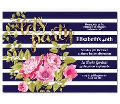 40th birthday invitations buy 40th birthday invites online by