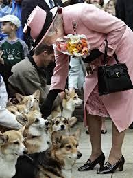 queen s dogs the queen u0027s life in pictures