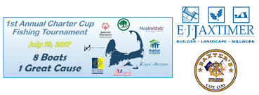 thank you for supporting the first annual charter cup fishing