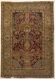 prayer rug with floral and ornamental designs the walters