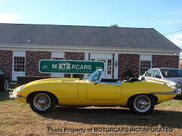 1967 used jaguar e type convertible at motorcars incorporated