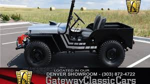 matchbox jeep willys 4x4 1950 jeep willys now featured in our denver showroom 19 den youtube