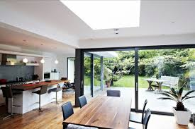 kitchen extension plans ideas kitchen dining glass extension home i the outdoor not