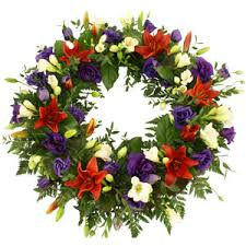 Traditional Funeral Flower - funeral wreaths funeral flowers sympathy flowers funeral