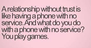 No Trust Meme - a relationship without trust gaming thoughts and truths