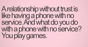 No Trust Meme - a relationship without trust memes relationship