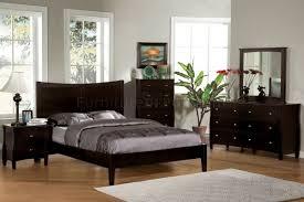 CM Milano Bedroom In Espresso WPlatform Bed  Options - Milano bedroom furniture