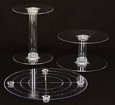 tiered cake stands 3 tier acrylic wedding cake stand style r300 cake