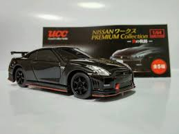 nissan gtr model car ucc coffee nissan gt r r35 nismo