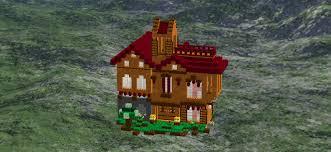 lego ideas herobrines mansion minecraft