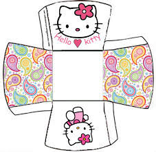 printable hello kitty birthday party ideas hello kitty free printable boxes hello kitty pinterest