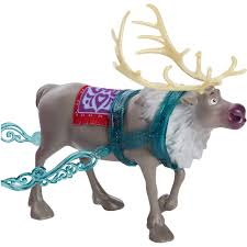 frozen power wheels sleigh disney frozen sven and sleigh walmart com