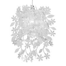 Flower Pendant Light Viewing Photos Of White Flower Pendant Lights Showing 8 Of 15 Photos