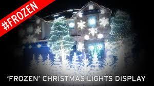 frozen u0027s let it go soundtracks amazing christmas lights mirror