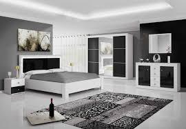 chambre à coucher blanc et noir chambre gris noir et blanc galerie et chambre gris et noir des