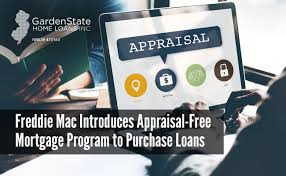 0 Home Loans by Freddie Mac Introduces Appraisal Free Mortgage Program Garden