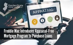 Home Appraisal Value Estimate by Freddie Mac Introduces Appraisal Free Mortgage Program Garden