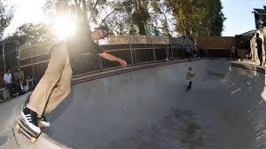 Backyard Skate Bowl Backyard Bowl Skating In Huntington Beach This Is Live Youtube