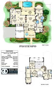 home design 6 x 20 pasatiempo house plan from dallasdesigngroup com the leader in