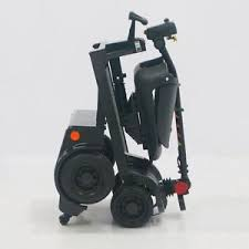 Mobi Electric Folding Wheelchair By by Folding Mobility Scooter Ebay