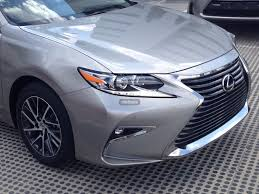 lexus es 2016 facelifted 2016 lexus es swings by spain