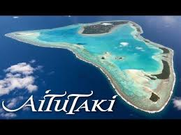 where is cook islands located on the world map aitutaki cook islands