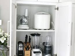 kitchen appliance storage ideas 30 storage ideas for the kitchen 25 clever kitchen storage ideas