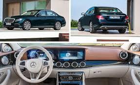 mercedes e class deals 2017 mercedes e class all in the family best car reviews