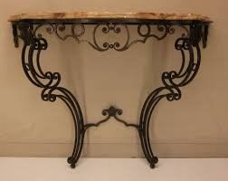 Console Tables Cheap by Furniture Captivating Wrought Iron Console Table Design Stylish