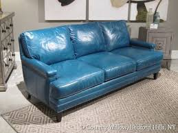 Light Blue Leather Sectional Sofa Light Blue Leather Sectional Sofa 1025theparty Within Idea 3