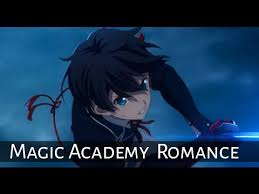 anime action romance top 10 best magic academy romance anime to watch vimeoit